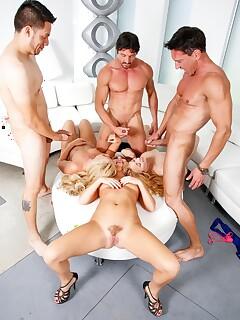 Hairy Orgy Pics