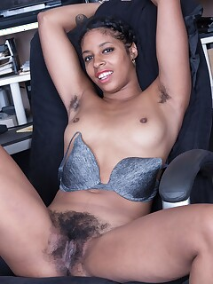 Hairy African Pussy Pics